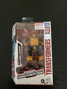 Transformers War for Cybertron Netflix Bumblebee Walmart Exclusive