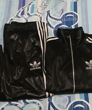 Tuta Adidas chile 62 BLACK AND WHITE TAGLIA XS BELLISSIMA