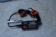 Fisher Price Power Wheels 6 Volt Quick Charger Battery H7456 For Red Battery