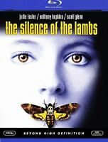 The Silence of the Lambs [Blu-ray] Blu-ray