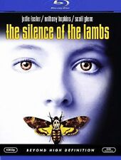 The Silence of the Lambs (Blu-ray Disc, 2008) New Region A Mgm Studios Hopkins