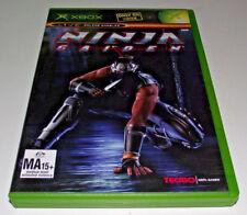 Ninja Gaiden Xbox Original PAL *No Manual*
