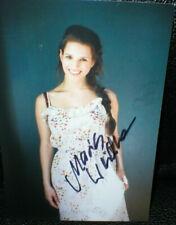 Maria Weidner (1), Autogramm, original signiert!