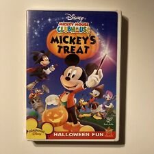 New listing Disneys Mickey Mouse Clubhouse Mickey's Treat Dvd Tested