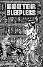 Doktor Sleepless #2 Wraparound Cover