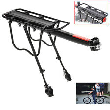 Bicycle Mountain Bike Rear Rack Seat Post Mount Pannier Luggage Carrier
