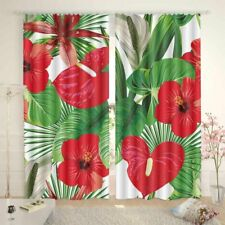 Tomatoes Patronize Sky 3D Curtain Blockout Photo Printing Curtains Drape Fabric