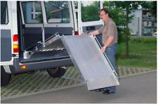 LUKOS Rollstuhlrampe Einbaurampe Rampe Altec Typ RLK Länge: 2600mm Breite 1000mm