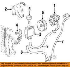 Jeep CHRYSLER OEM 91-95 Wrangler-Power Steering Pressure Hose 52037644