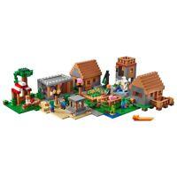 LEGO® Minecraft™ 21128 Das Dorf NEU OVP The Village NEW MISB