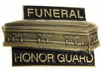 Funeral Honor Guard Hat or Lapel Pin H14102D107k