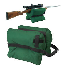 Rifle Gun Bench Rest Stand Bag Front Sand Bag for Shooting Hunting Equip Green