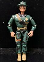 Vintage 1986 Lanard The Corps Drill Sargent Whipsaw Action Figure Near Mint WOW!
