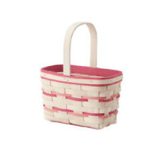 Longaberger Horizon of Hope 20th Anniversary Basket and protector