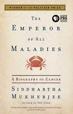 NEW - The Emperor of All Maladies: A Biography of Cancer