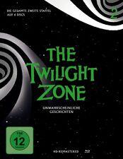 The Twilight Zone - Unwahrscheinliche Geschichten - 2 Staffel - 6 Blu Ray Box