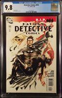 DETECTIVE COMICS #850 CGC 9.8 BATMAN CATWOMAN JOKER HARLEY QUINN POISON IVY