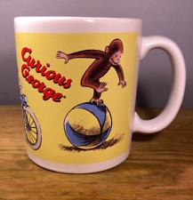 Classic Vintage Curious George Coffee Mug, 1997