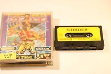 RARE Strider spettro 48K 128K +2 da CAPCOM & US. ORO 1989