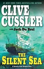 The Silent Sea 7 by Jack Du Brul and Clive Cussler (2010, Hardcover)