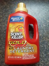 Wildlife Research Center Scent Killer Gold 2X Laundry Detergent 32 Ounce 1249