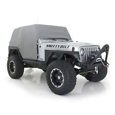 Smittybilt 1061 Water Resistant Cab Cover With Door Flaps 97 06 Tj Fits Jeep