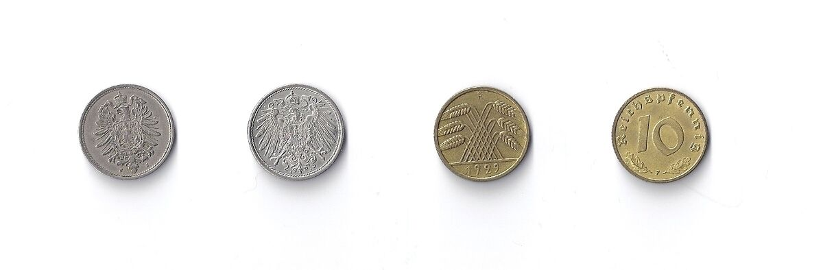 German Coin Shop