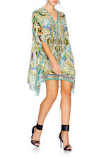 Camilla Franks - Green & Multi colour Kaftan with Embellishment SOLD OUT!