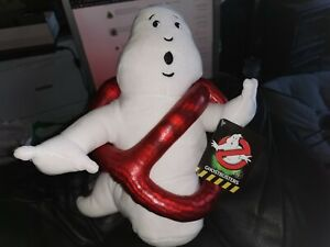 """Ghostbusters 10"""" Plush Ghost Logo Whitehouse Leisure"""