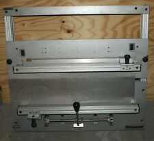 Olec Stoesser Register Systems Plate Hole Punch