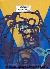 Full Engine Gasket Set Suzuki RM125 RM 125 2001-2003 Mitaka