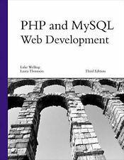 PHP and MySQL Web Development, 3rd Edition