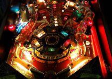 Scared Stiff Pinball interactive shooter lane light mod