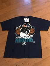 2001 Dynasty Seattle Mariners Ichiro Suzuki T-Shirt Size Medium New With Tags