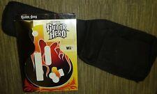 GUITAR Hero Les Paul Chitarra la piastra frontale + Carry GIG BAG PER Nuovo di Zecca NINTENDO WII