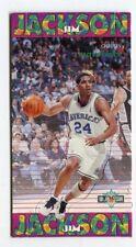 1995-96 French Kellogg's Frosties Jam Session Jim Jackson Mavericks carte NBA