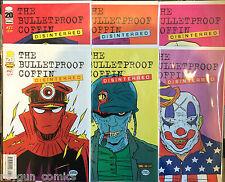 Bulletproof Coffin Disinterred #1-6 Set VF+ 1st Print Free UK P&P Image Comics