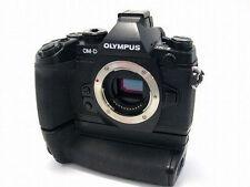 Fotocamera digitale Olympus E-M1 + HLD-7 usata