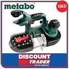 Metabo 18V Cordless Lithium-Ion Band Saw Bare Tool MBS 18 LTX 2.5 - 613022850