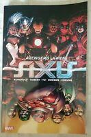 New & Unread Marvel Comics Avengers/X-Men - AXIS Softcover TPB Graphic Novel