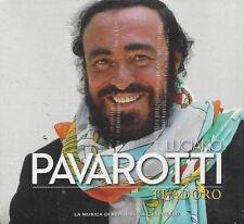 CD ♫ Compact disc **LUCIANO PAVAROTTI • TI ADORO** nuovo sigillato Digipack