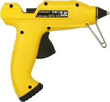 More details for stanley cordless glue gun 25w 240v mains + cord free to use outdoors sta070416
