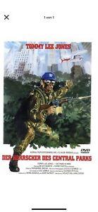 3 X DVD DER HERRSCHER DES CENTRAL PARKS - Tommy Lee Jones (DVD) *NEU OVP* RAR
