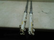 Sears SABRE Puch Scooter Moped 50cc Used Front Forks pair 1965 1966 RB53