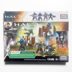 Mega Bloks Construx Halo DPJ89 Covenant Brute Lance *Opened Box* Toy