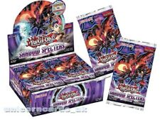 YuGiOh Shadow Specters 1st Edition Box New And Sealed x 24 Booster Packs