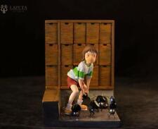 "LAPUTA-studio ""Move the carbon"" Spirited Away 千と千尋の神隠しResin Figure Model Statue"