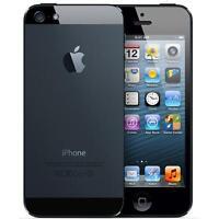 Apple iPhone 5 32 GO Noir (débloqué) parfait! grade AA Garantie 12 mois