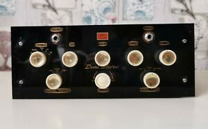 Sterns Dual Stereo EF86 Valve Tube Pre Amplifier