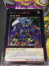 OCCASION Carte Yu Gi Oh GEAR GIGANT X REDU-FR046